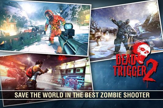 DEAD TRIGGER 2 - Zombie Survival Shooter FPS स्क्रीनशॉट 7
