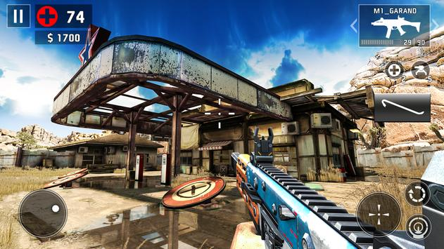 DEAD TRIGGER 2 - Zombie Game FPS shooter screenshot 7
