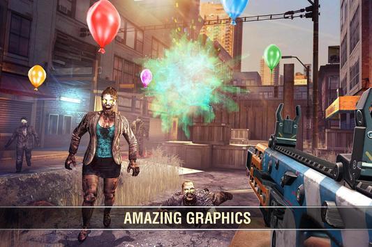DEAD TRIGGER 2 - Zombie Survival Shooter FPS screenshot 4