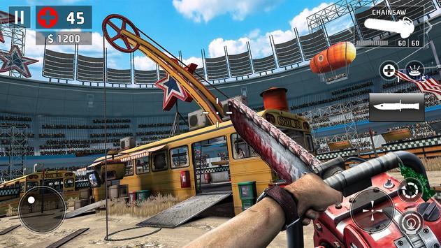 DEAD TRIGGER 2 - Zombie Game FPS shooter screenshot 6