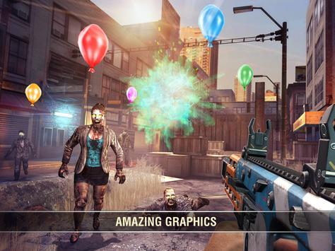 DEAD TRIGGER 2 - Zombie Survival Shooter FPS screenshot 9