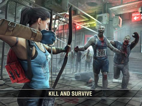 DEAD TRIGGER 2 - Zombie Survival Shooter FPS स्क्रीनशॉट 9