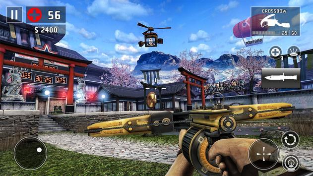 DEAD TRIGGER 2 - Arena Tempur Strategi FPS Zombie screenshot 3