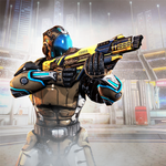 SHADOWGUN LEGENDS - FPS and PvP Multiplayer games APK