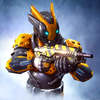 SHADOWGUN LEGENDS - FPS PvP and Coop Shooting Game simgesi