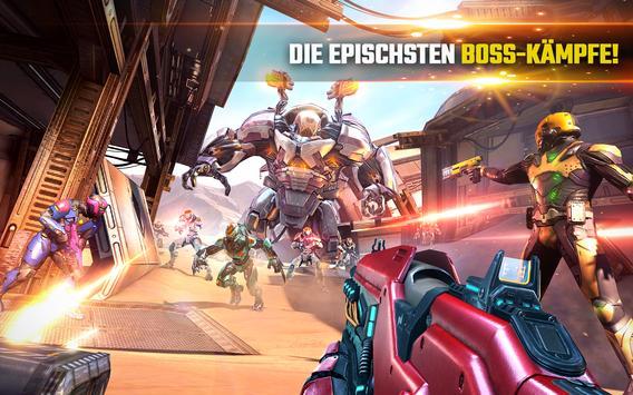 SHADOWGUN LEGENDS - FPS PvP and Coop Shooting Game Screenshot 20