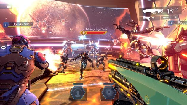 SHADOWGUN LEGENDS captura de pantalla 15