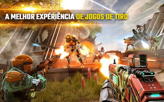SHADOWGUN LEGENDS - FPS PvP and Coop Shooting Game imagem de tela 16