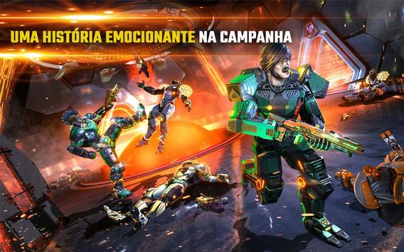 Shadowgun Legends: FPS Jogos de Tiro e Ação Online imagem de tela 10