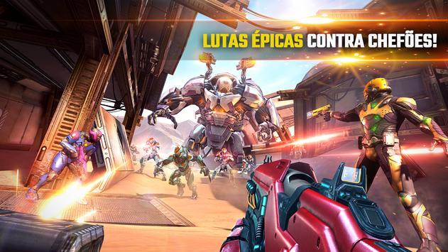 SHADOWGUN LEGENDS - FPS PvP and Coop Shooting Game imagem de tela 12