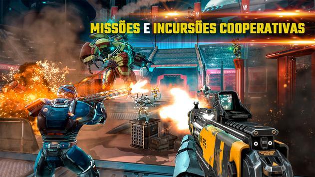 SHADOWGUN LEGENDS - FPS PvP and Coop Shooting Game imagem de tela 13