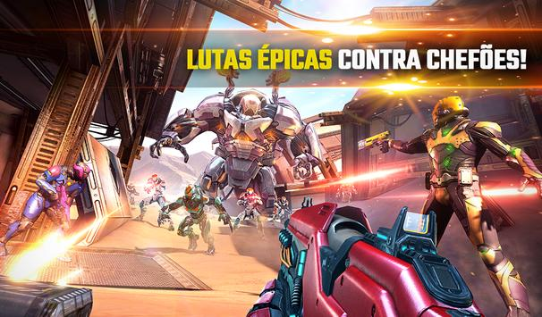 SHADOWGUN LEGENDS - FPS PvP and Coop Shooting Game imagem de tela 4