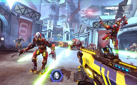 SHADOWGUN LEGENDS - FPS PvP and Coop Shooting Game ảnh chụp màn hình 14