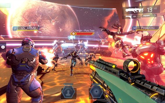 SHADOWGUN LEGENDS - FPS PvP Free Shooting Games screenshot 15