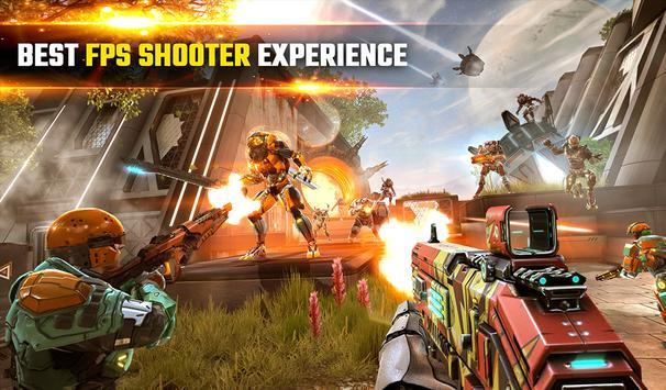 SHADOWGUN LEGENDS - FPS PvP Free Shooting Games screenshot 16