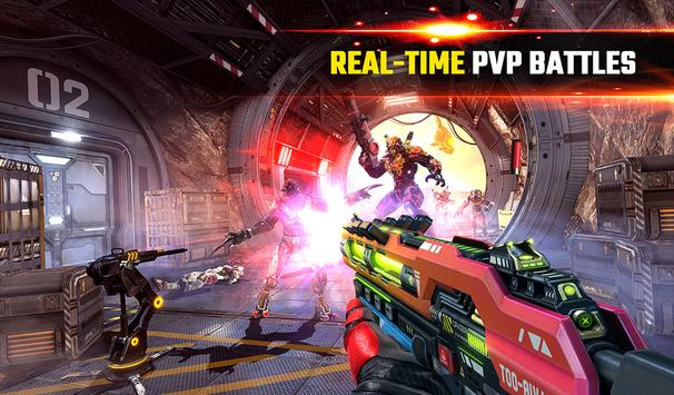 SHADOWGUN LEGENDS - FPS and PvP Multiplayer games screenshot 17