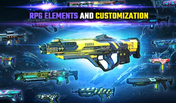 SHADOWGUN LEGENDS - FPS and PvP Multiplayer games screenshot 19
