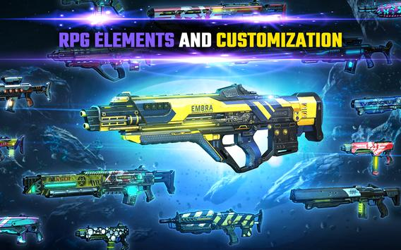 SHADOWGUN LEGENDS - FPS and PvP Multiplayer games screenshot 11
