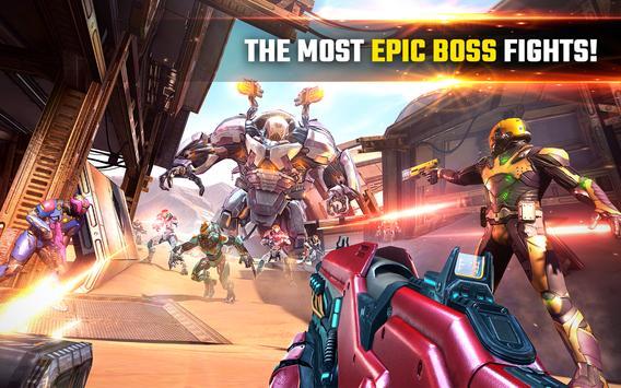 SHADOWGUN LEGENDS - FPS PvP Free Shooting Games screenshot 12
