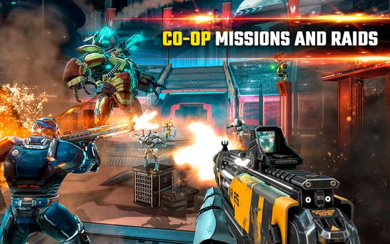 SHADOWGUN LEGENDS - FPS and PvP Multiplayer games screenshot 13
