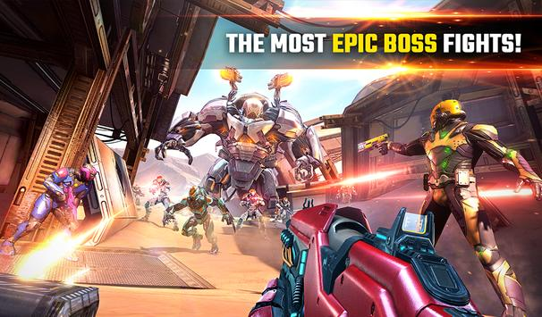 SHADOWGUN LEGENDS - FPS PvP Free Shooting Games screenshot 20