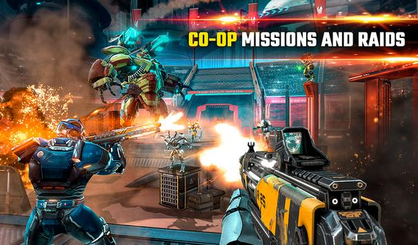 SHADOWGUN LEGENDS - FPS and PvP Multiplayer games screenshot 21