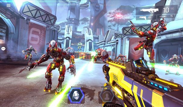 SHADOWGUN LEGENDS - FPS PvP and Coop Shooting Game ảnh chụp màn hình 22