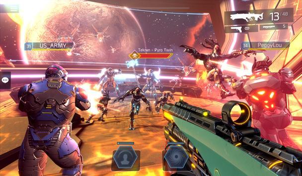 SHADOWGUN LEGENDS - FPS PvP and Coop Shooting Game ảnh chụp màn hình 23