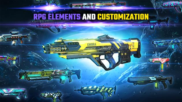 SHADOWGUN LEGENDS - FPS and PvP Multiplayer games screenshot 3