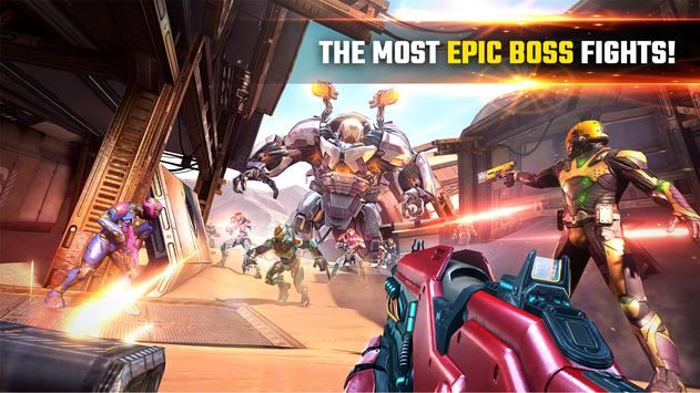 SHADOWGUN LEGENDS - New online FPS and RPG shooter screenshot 4