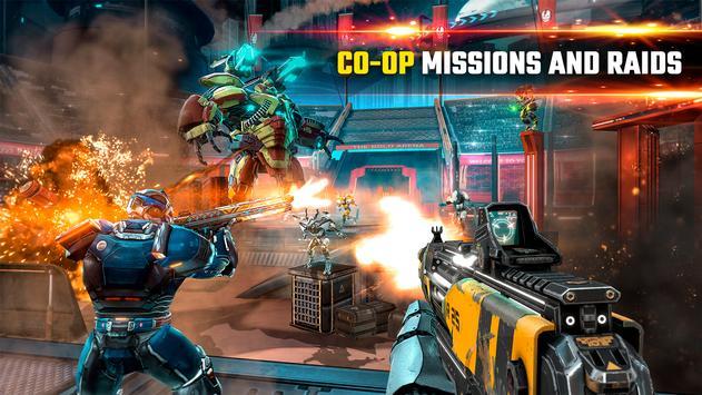 SHADOWGUN LEGENDS - FPS and PvP Multiplayer games screenshot 5