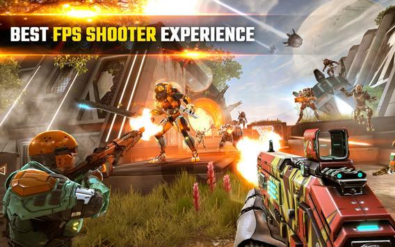 SHADOWGUN LEGENDS - PvP and Coop Shooting Games تصوير الشاشة 6