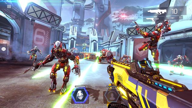 SHADOWGUN LEGENDS - FPS and PvP Multiplayer games screenshot 6