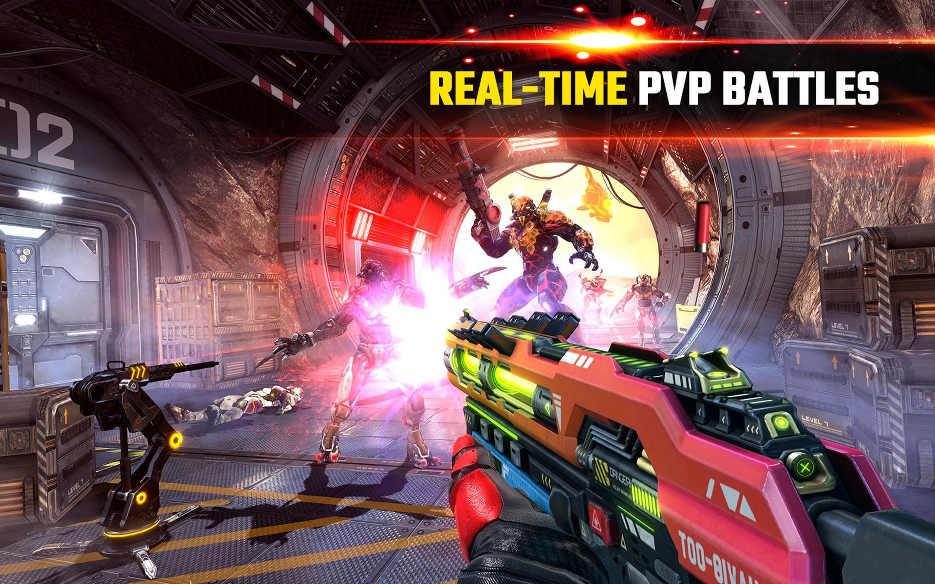 SHADOWGUN LEGENDS APK Download - Free Action GAME for