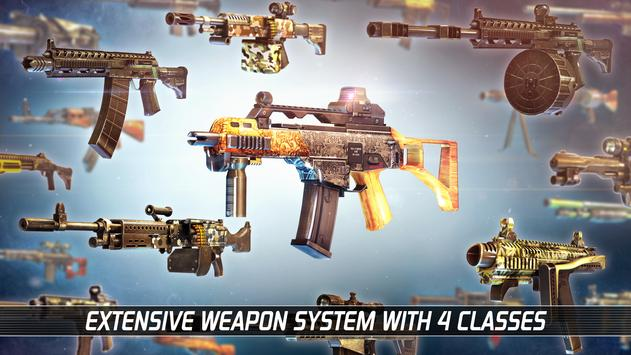 UNKILLED - Zombie Multiplayer Shooter screenshot 4