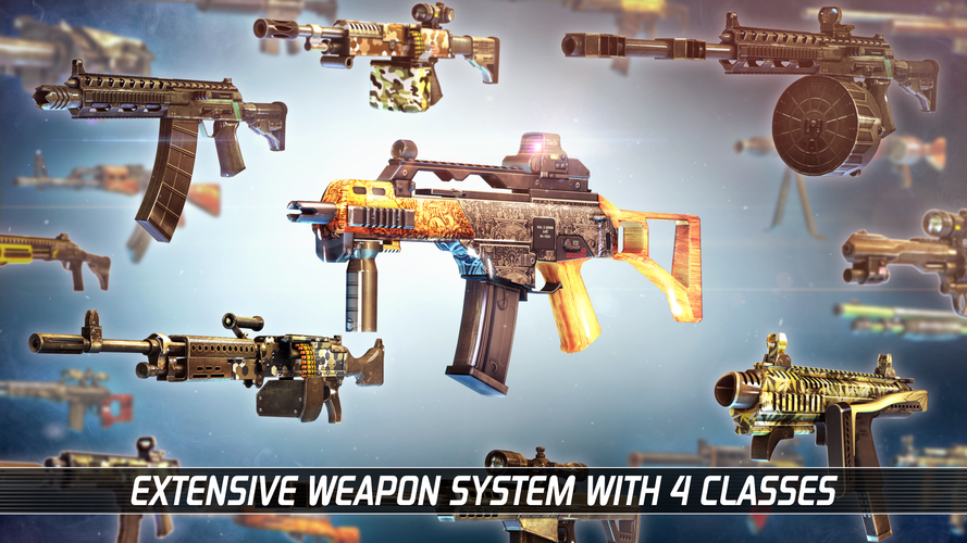 UNKILLED - Zombie FPS Shooting Game APK 2.0.7 Download for Android ...