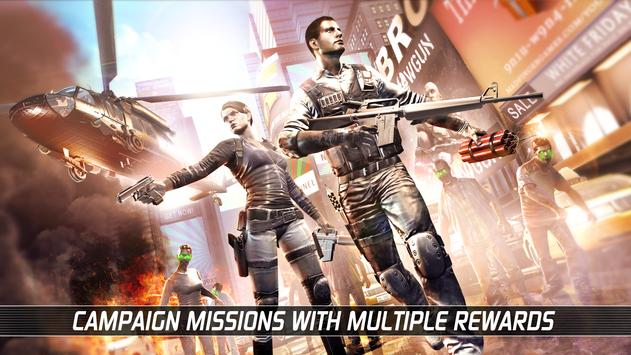 UNKILLED - Zombie Multiplayer Shooter screenshot 5