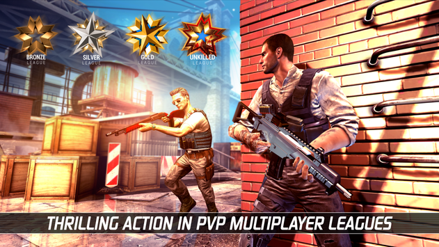 UNKILLED - Zombie FPS Shooting Game screenshot 6