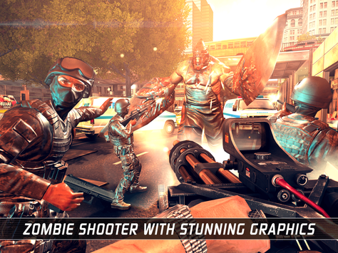 UNKILLED - Zombie FPS Shooting Game screenshot 8