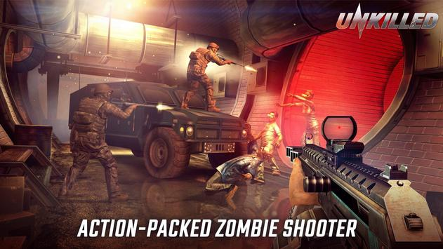 UNKILLED - Zombie Games FPS screenshot 8
