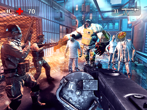 UNKILLED - Zombie FPS Shooting Game screenshot 9