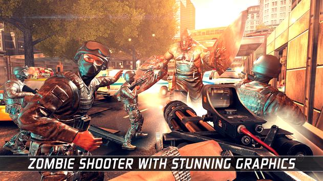 UNKILLED - Zombie Multiplayer Shooter poster