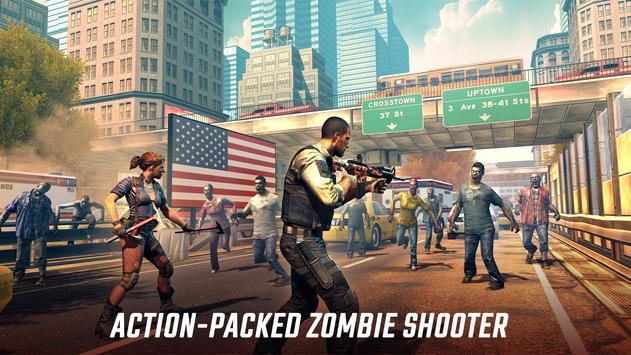 UNKILLED - Zombie Games FPS poster