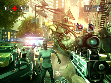 UNKILLED - Zombie FPS Shooting Game screenshot 11
