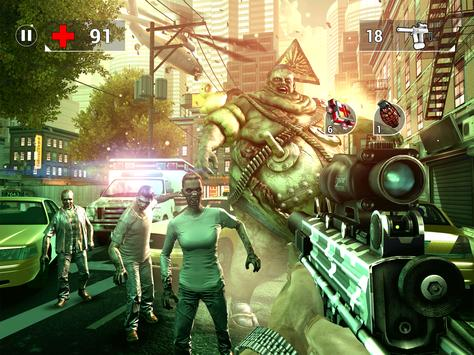 UNKILLED - Zombie Multiplayer Shooter screenshot 19