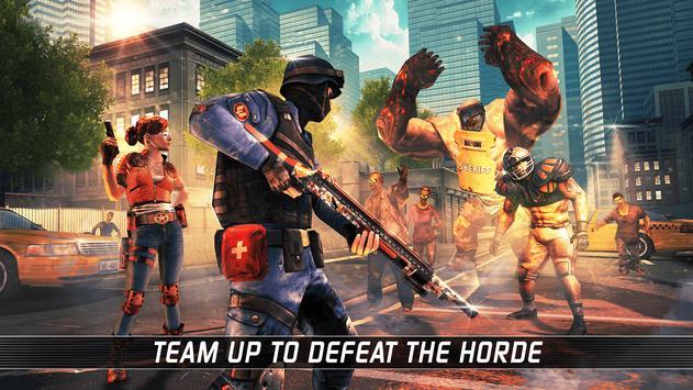 1 Schermata UNKILLED - Sparatutto sopravvivenza a orde zombi
