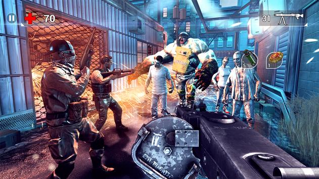 UNKILLED - Zombie Multiplayer Shooter screenshot 1