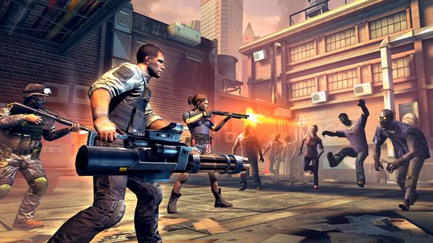 UNKILLED - Zombie Games FPS screenshot 1