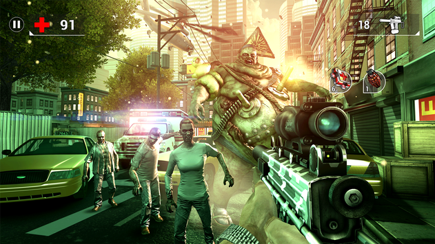UNKILLED - Zombie FPS Shooting Game screenshot 3