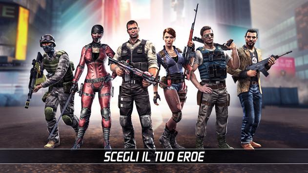 7 Schermata UNKILLED - Sparatutto sopravvivenza a orde zombi